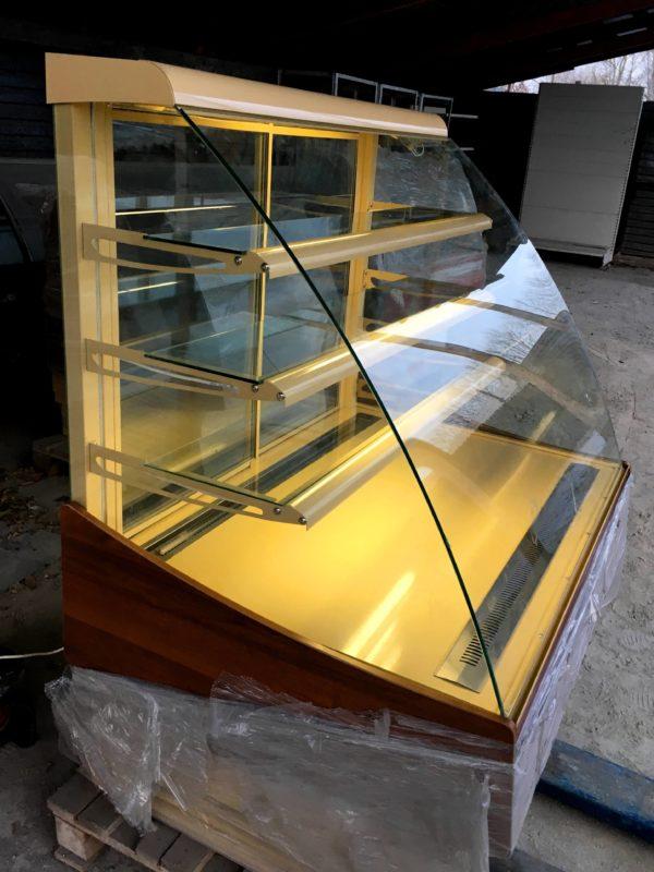 холодильная витрина 1…10 БУ слева 2