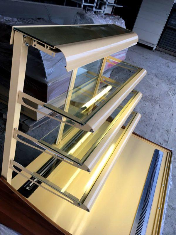 холодильная витрина 1…10 БУ слева