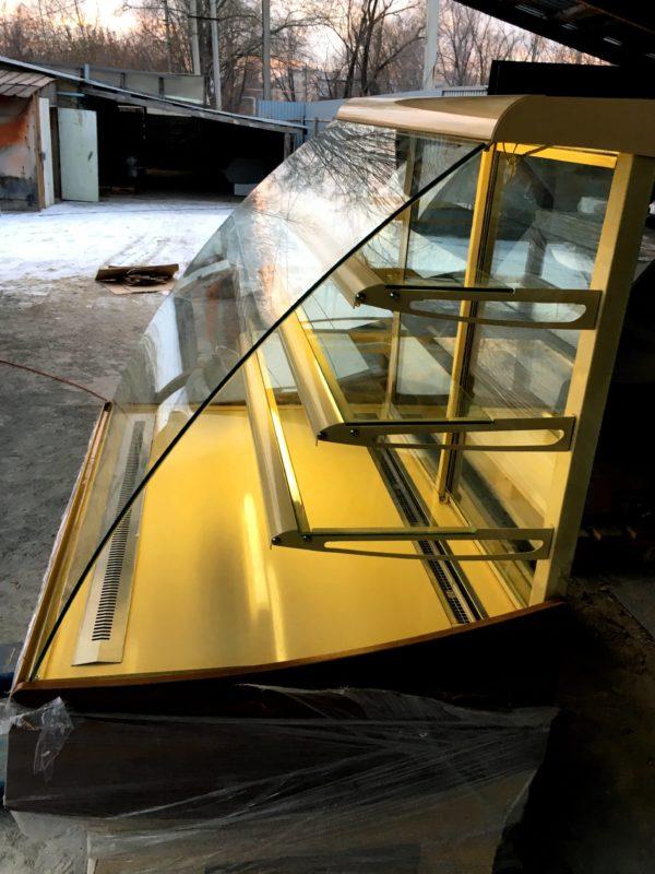 холодильная витрина 1…10 БУ справа