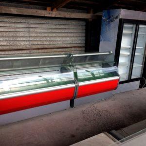 холодильная витрина Полюс Эко 2…7 БУ