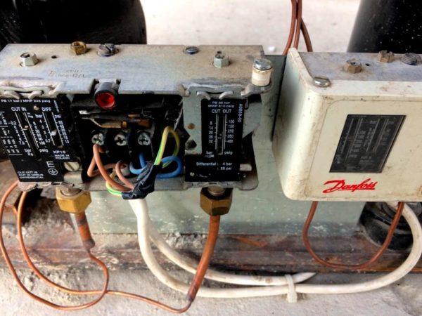агрегат компрессор TFH2511Z БУ