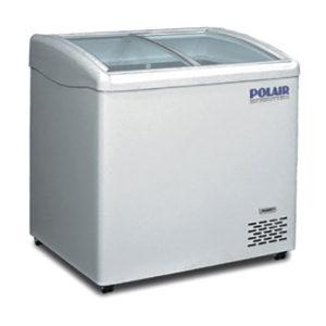 Polair морозильный ларь DF120SC S