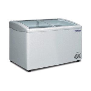 Polair морозильный ларь DF140SC S