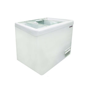 Polair морозильный ларь DF140SF S