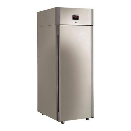 Polair холодильный шкаф из нержавеющей стали CВ107 Gm