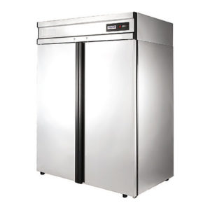 Polair холодильный шкаф из нержавеющей стали CB114 G