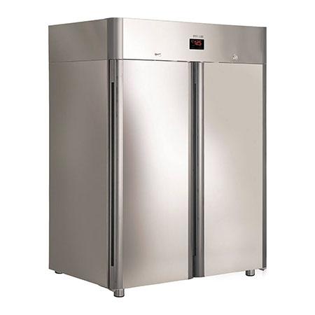 Polair холодильный шкаф из нержавеющей стали CM114 Gm