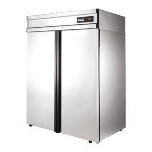 Polair холодильный шкаф из нержавеющей стали CV110 G