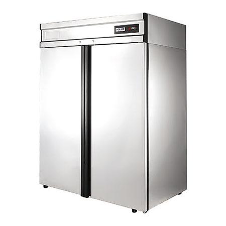 Polair холодильный шкаф из нержавеющей стали CV114 G