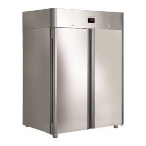 Polair холодильный шкаф из нержавеющей стали CV114 Gm