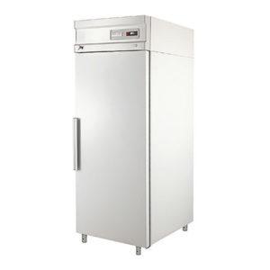 Polair холодильный шкаф с металлическими дверьми CB105 S