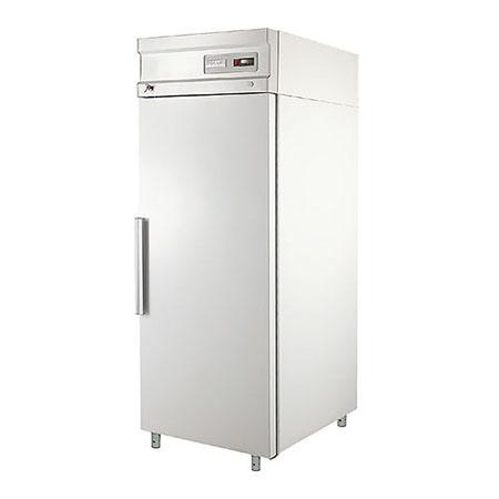 Polair холодильный шкаф с металлическими дверьми CB107 S