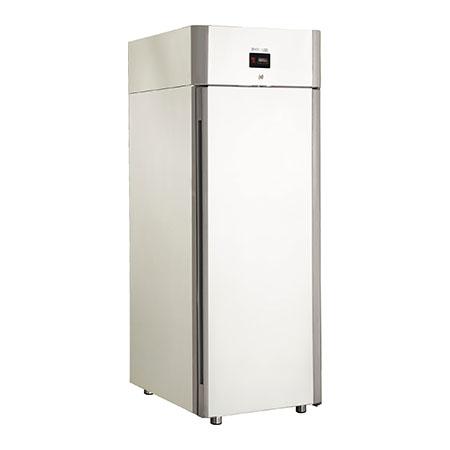 Polair холодильный шкаф с металлическими дверьми CB107 Sm