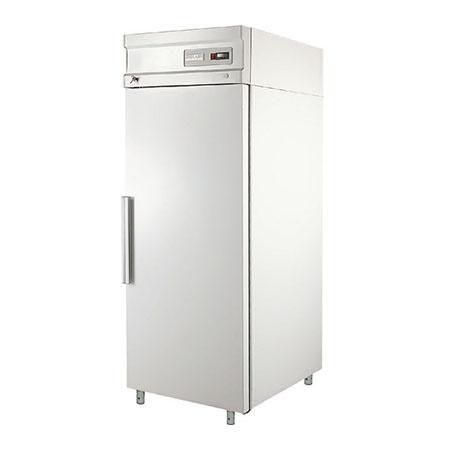 Polair холодильный шкаф с металлическими дверьми CM105 S