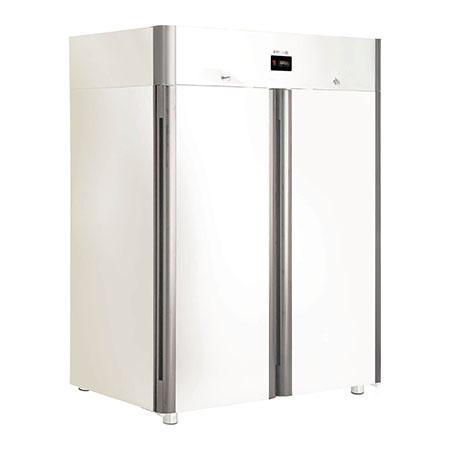 Polair холодильный шкаф с металлическими дверьми CM114 Sm