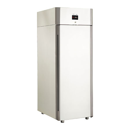 Polair холодильный шкаф с металлическими дверьми CV105 Sm