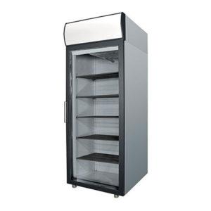 Polair холодильный шкаф cо стеклянными дверьми DM105 G