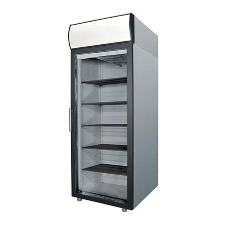 Polair холодильный шкаф cо стеклянными дверьми DM107 G