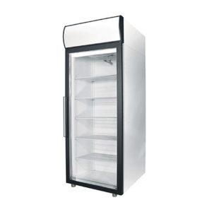 Polair холодильный шкаф cо стеклянными дверьми DP107 S
