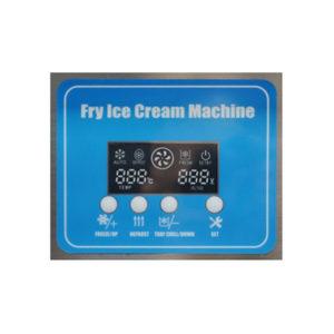 жареного мороженого Hurakan HKN FIC50 2